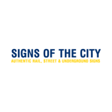 signs of the city logo