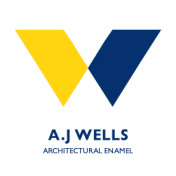 A. J Wells and Sons logo